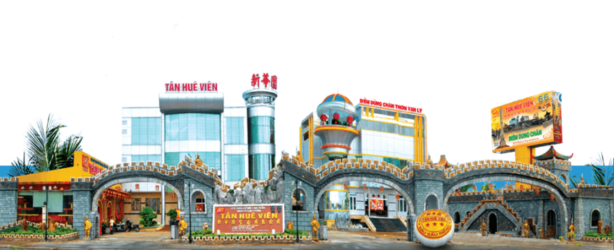 Cơ sở bánh Pía Tân Huê Viên