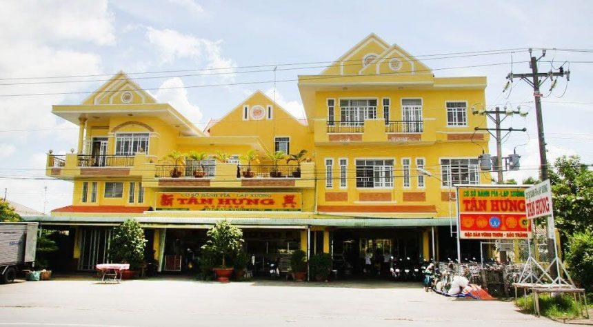 Cơ sở bánh Pía Tân Hưng