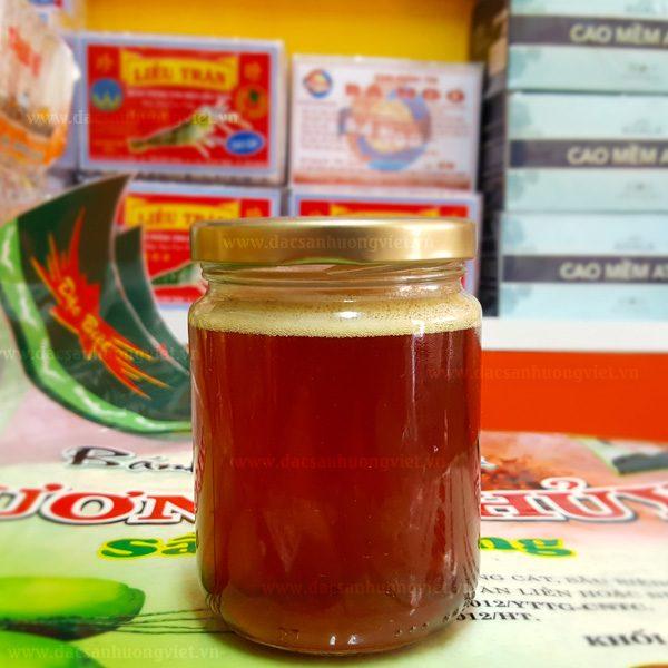 Mật ong rừng hoa tràm U Minh 200ml