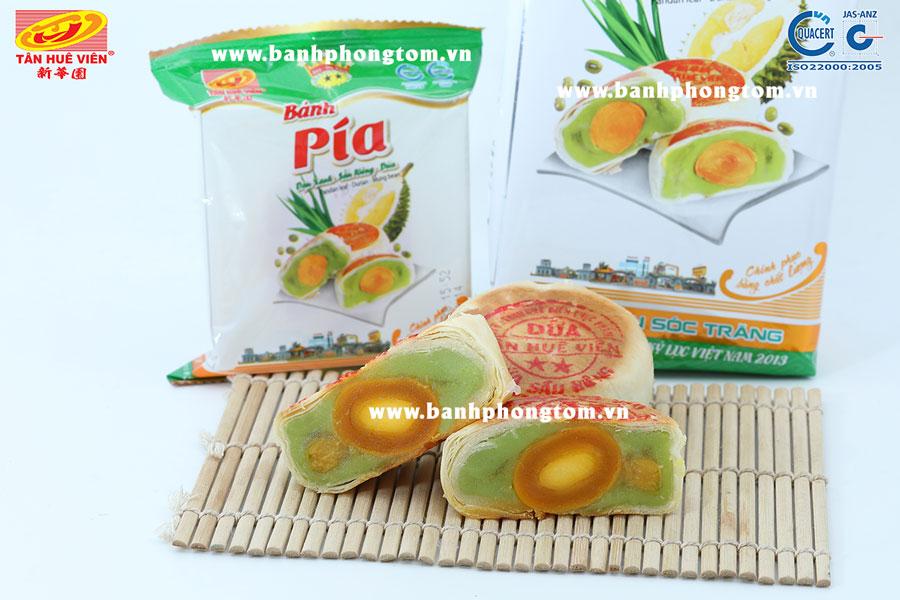 bánh Pía bán ở Sài Gòn