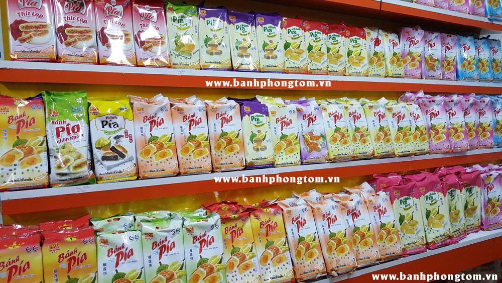 Địa chỉ bán bánh pía bán ở Sài Gòn chất lượng