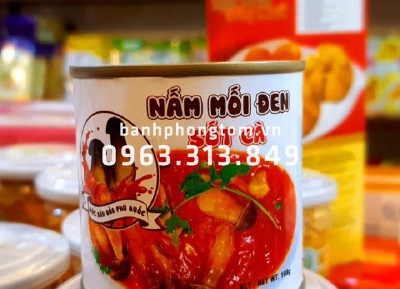 Khám phá ngay nấm mối đen sốt cà đặc sản Phú Quốc lạ miệng
