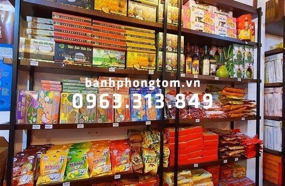 Cửa hàng Bánh pía Tân Huê Viên tại quận 1 nào là uy tín?